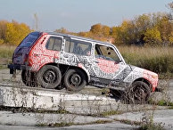 6x6 Lada Niva by Garage 54