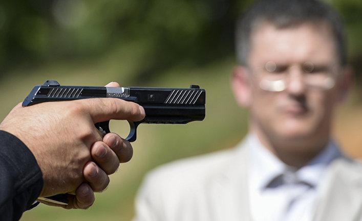 Новый пистолет насмену ПМзапустят всерию