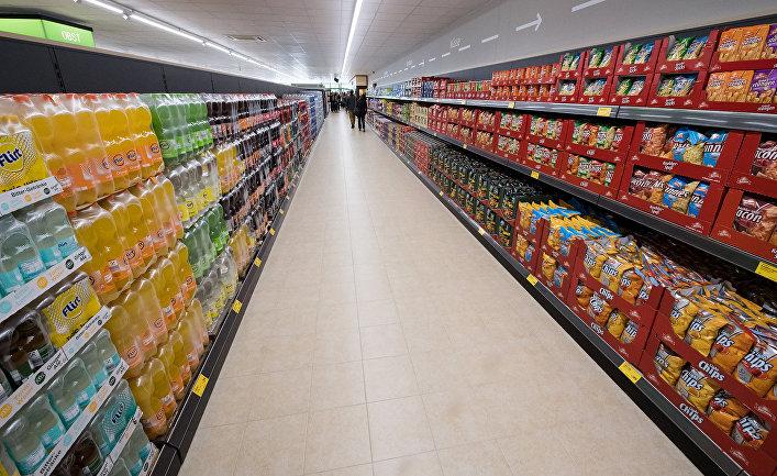 Магазин Aldi в Мюнхене