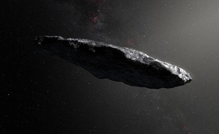 Гарвардский астрофизик: объект Оумуамуа — это инопланетный космический парус толщиной 1 мм