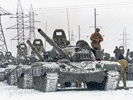 Ввод российских войск в Чечню в 1994 г.