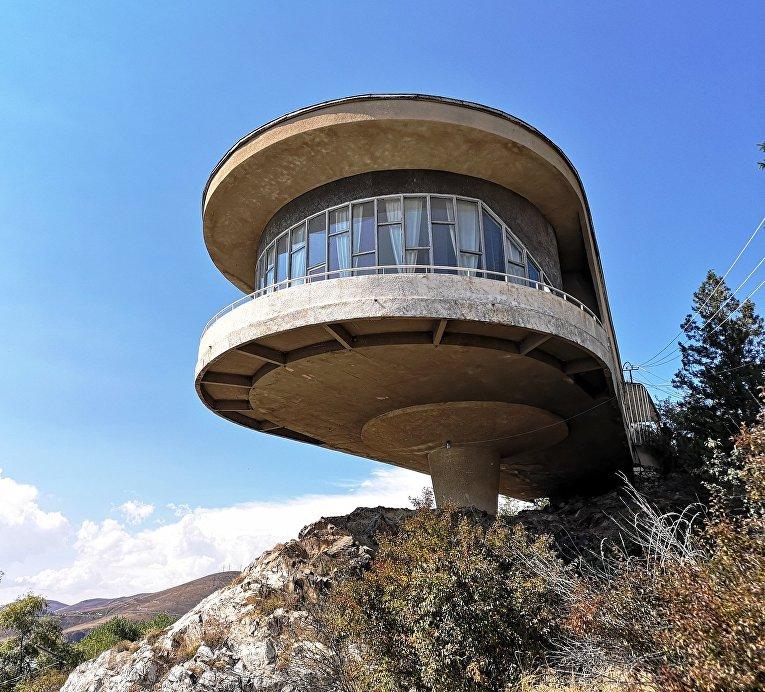 Севанский дом отдыха Союза писателей