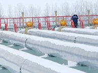 """Транзит и поставки газа возобновлены через ГИС """"Суджа"""""""