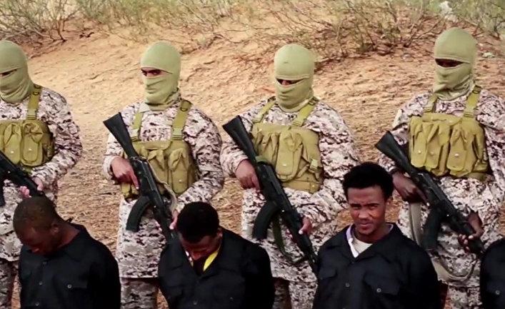 Кадр из фильма Jihadists