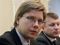 Новый мэр Риги Нил Ушаков