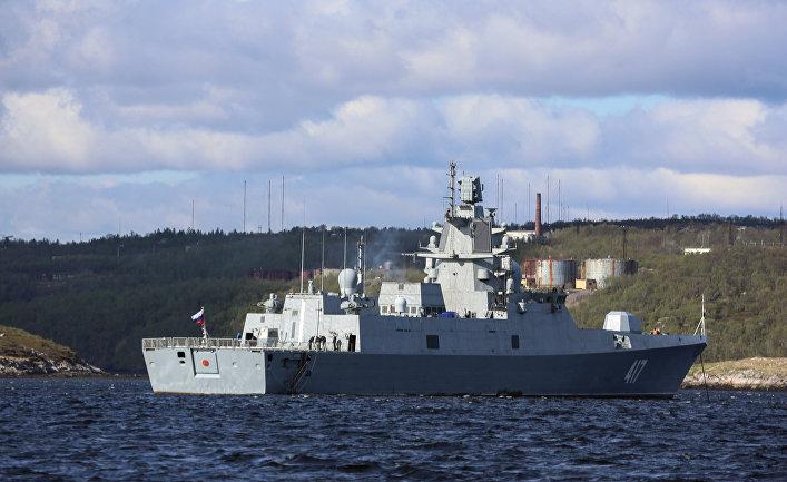 Адмирал флота Советского Союза Горшков