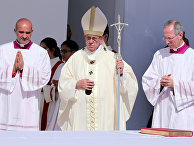 Папа Римский Франциск в Абу-Даби, ОАЭ