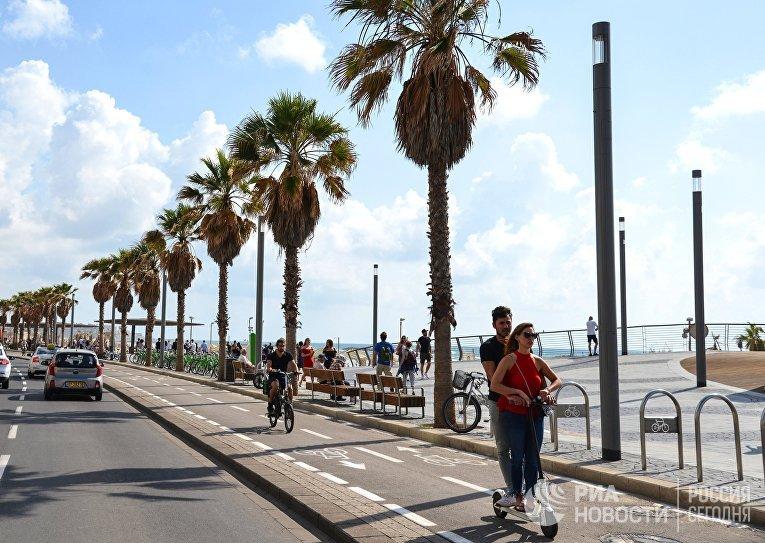 Города мира. Тель-Авив