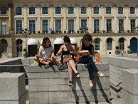 Вандомская площадь, Париж