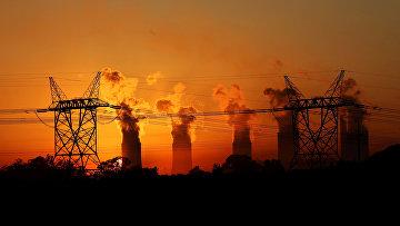 Угольная электростанция в Летабо