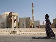 Первый энергоблок атомной электростанции «Бушер» в Иране