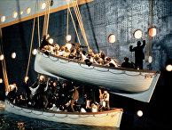 Кадр из фильма «Титаник»