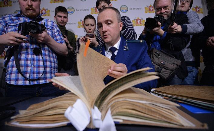 Пресс-конференция, посвященная трагедии на перевале Дятлова