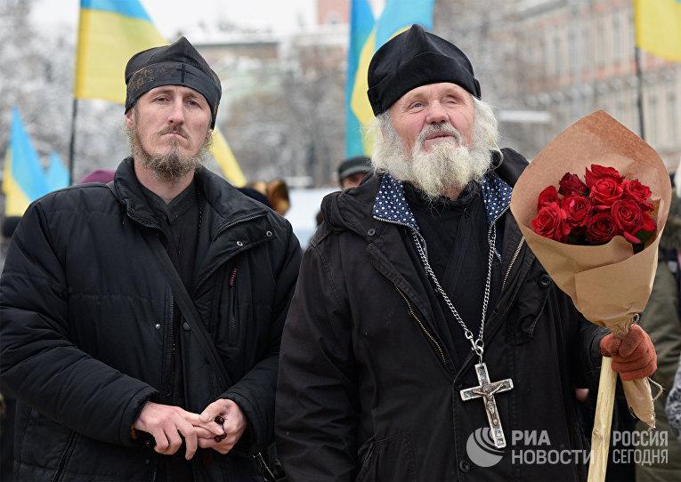 """""""Объединительный собор"""" на Украине"""