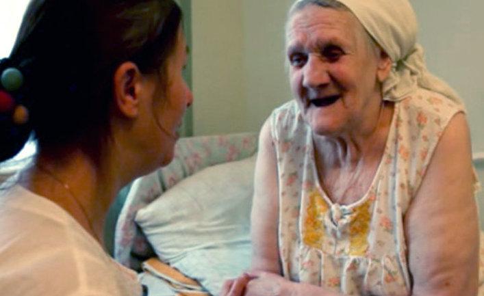 """Проект """"Старость в радость"""": репортаж из тульских домов престарелых"""