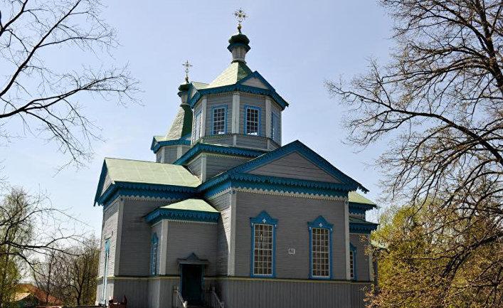 Музей космоса (Церковь Святой Параскевы)
