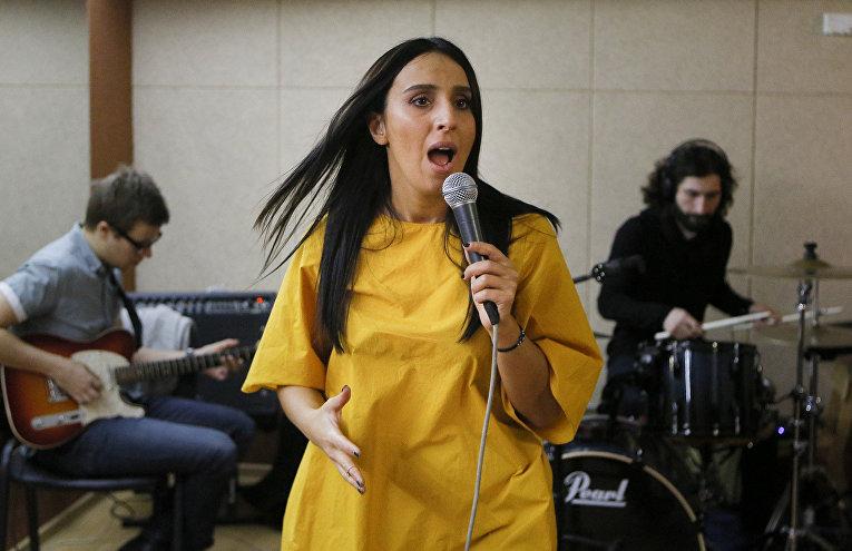 Украинская певица Джамала