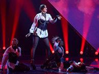 Украинская певица Анна Корсун, известная под псевдонимом MARUV