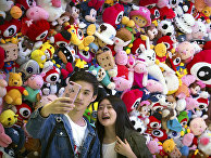 Посетители выставки GMIC в Пекине