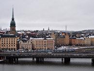 Виды стокгольмского метро