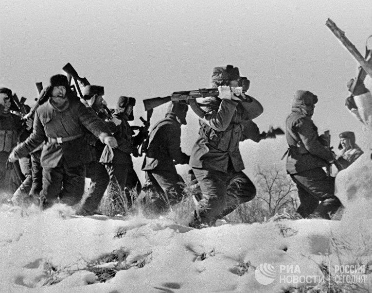 Советско-китайский пограничный конфликт в 1969 году