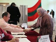 Выборы главы Приднестровья