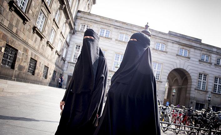 Мусульманки в Скандинавии