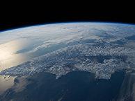 Вид на Беренгово море
