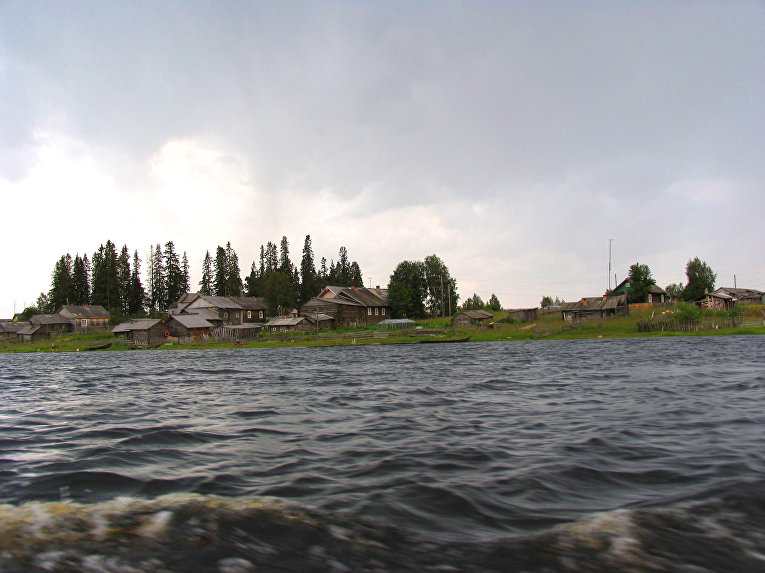 Деревня Панозеро, Республика Карелия