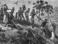 Арабская работорговля, Восточная Африка, XIX век