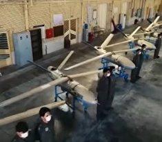 «Навстречу Иерусалиму»: учения иранских БПЛА