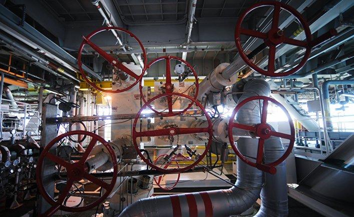 Нефтяное месторождение им. В. Филановского
