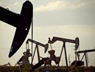 Нефтяная скважина в Нью-Мексико