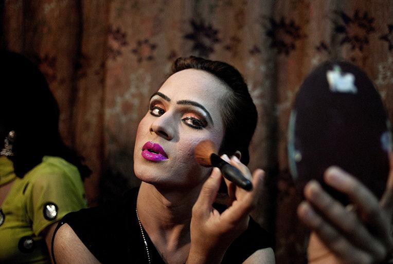 Пакистанский трансгендер