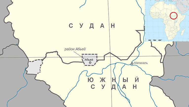 Район Абьей
