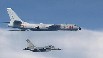 Тайваньский реактивный истребитель и бомбардировщик H-6