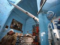 Музей космоса в городке Переяславе-Хемльницком, Украина