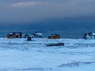 Дорога в Вадсё и Вардё, Норвегия