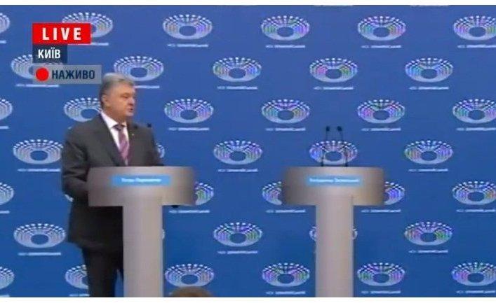 Зеленский проигнорировал «дебаты» с Порошенко