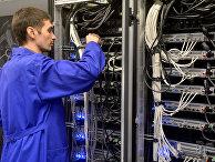 Дата-центр IT-парка в Казани