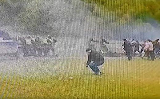 В Панкисском ущелье в результате стычек увечья получили 55 человек
