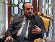 Глава Сирийской оппозиционной комиссии по переговорам Наср Харири