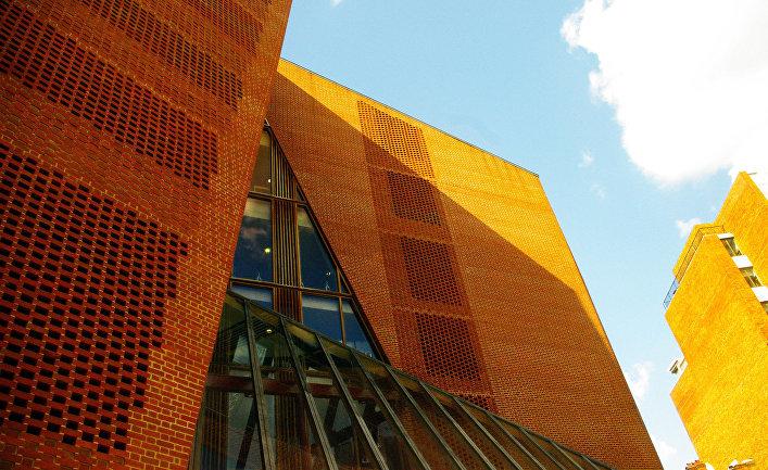 Студенческий центр «Соу Сви Хокк» Лондонской школы Экономики
