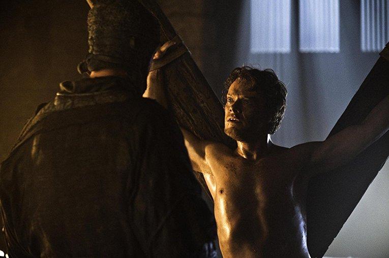 Кадр из телесериала «Игра престолов»
