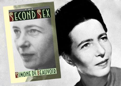 Симона де Бовуар, идеолог феминистского движения