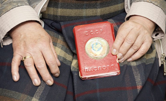 Работа миграционной службы по приёму документов на паспорт РФ в Луганске
