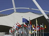 Флаги государств-членов Европейского Союза