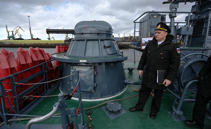 Боевые корабли Северного флота открыли для экскурсий ко Дню Победы