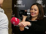 Журналистка Карина Орлова