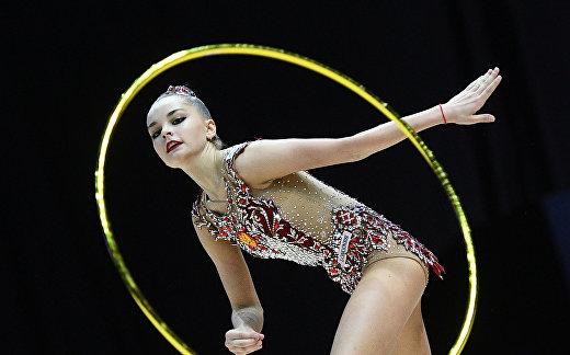 Художественная гимнастика. Чемпионат Европы. Первый день